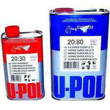 U-Pol Laquer Kit - Parma Automotive