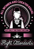 PRE-MADE DESIGN : FLIGHT ATTENDANT