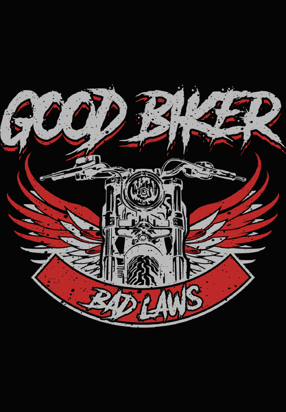 PRE-MADE DESIGN : GOOD BIKER