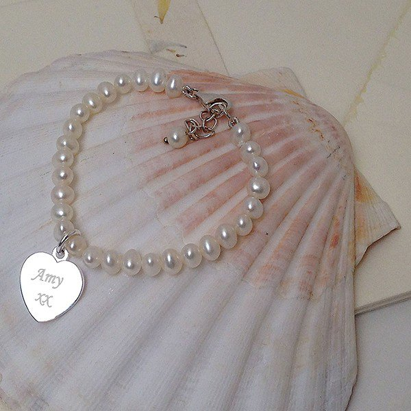Vitoria Children's Pearl Bracelet