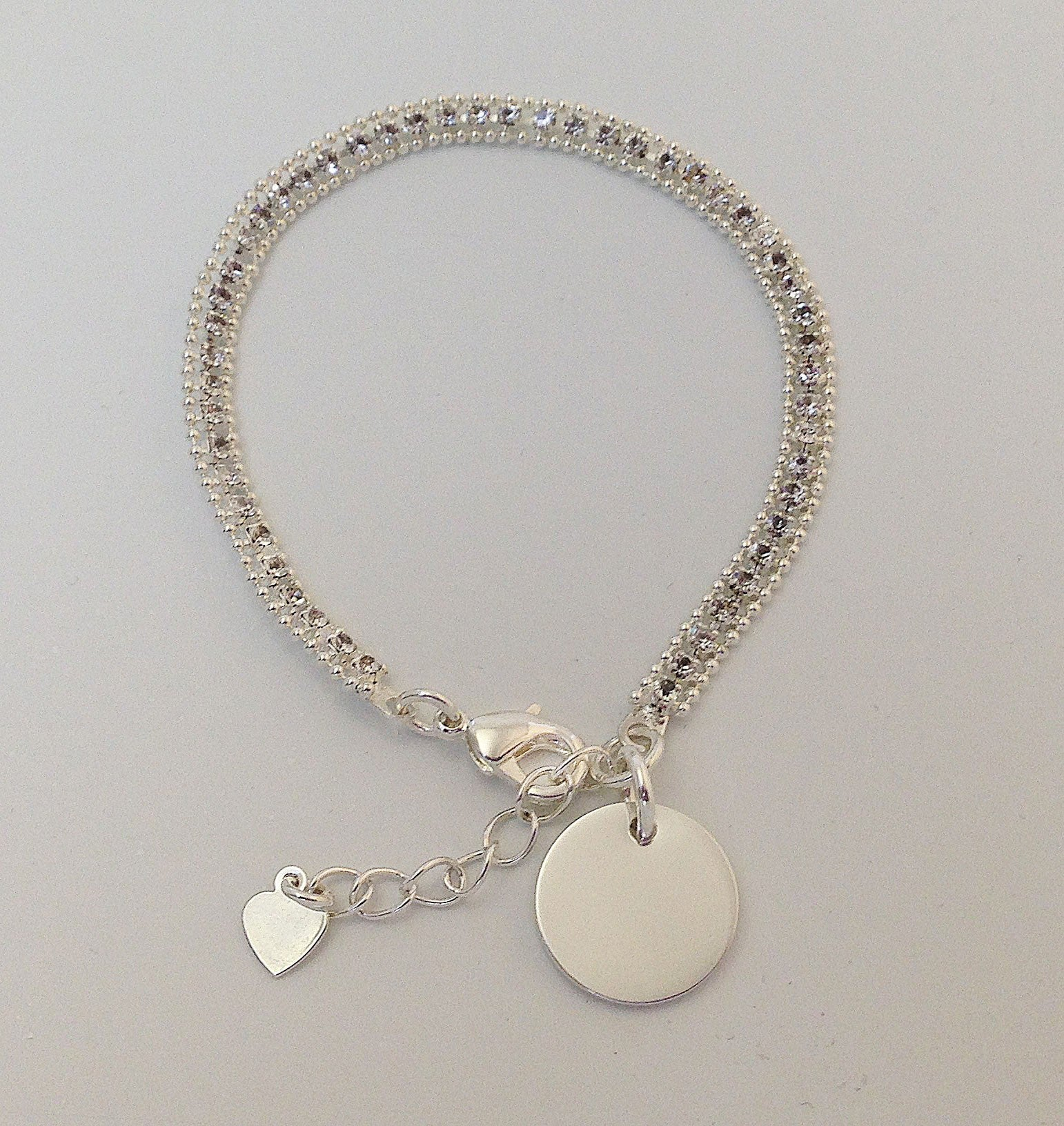 Culatra Children's Diamante Bracelet