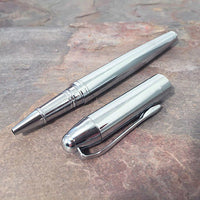Chrome Roller Ball Pen