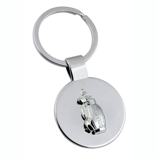 Loop Golf Club Keyring