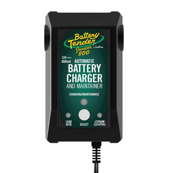 Deltran Battery Tender 12V 800mAh Battery Charger