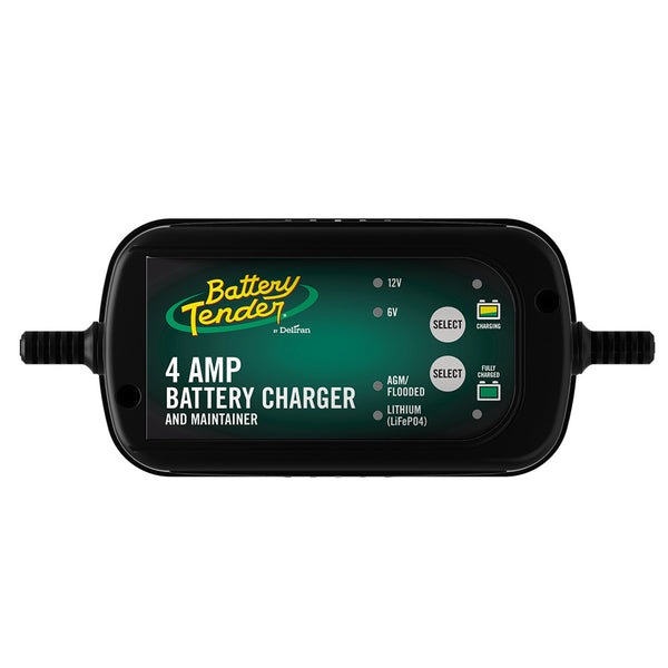 Deltran Battery Tender 4 Amp Battery Charger and Maintainer
