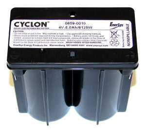 0859-0010 Enersys Cyclon Monoblock Battery-4V 8aH