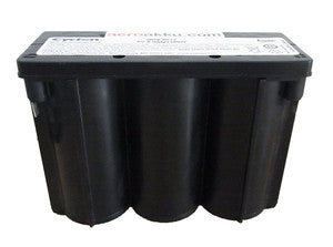 0859-0012 Enersys Cyclon Monoblock  Battery-6V 8aH