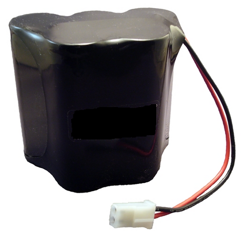 Dual Lite 12-802 Replacement Battery-6V NiCD