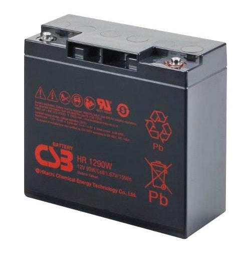 HR1290WFR 12V 23Ah 90W CSB Battery