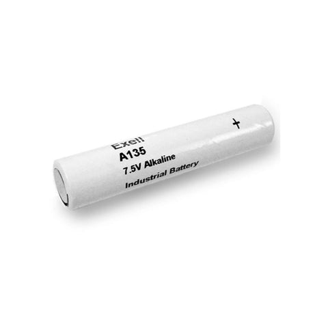 Exell A135 Alkaline 7.5V Battery EN135A, 5LR50, PC135A