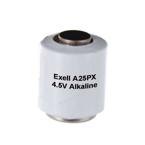 Exell A25PX  4.5V Alkaline Battery V25PX RPX25 A25PX EPX25 PX25