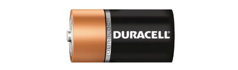 MN1400 C DURACELL ALKALINE COPPERTOP BATTERY