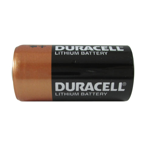 DL2/3A DURACELL LITHIUM BATTERY