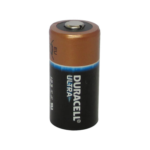 Duracell Ultra DL2/3A 3V 1470mAh Photo Lithium Battery