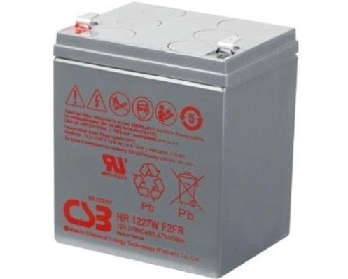 HR1227WF2FR 12V 6.5Ah 27W CSB Battery