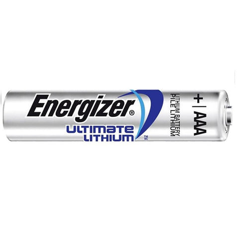 Energizer Lithium AAA Battery - L92