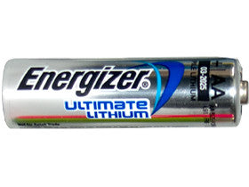 Energizer L91 AA Lithium Battery 1.5V