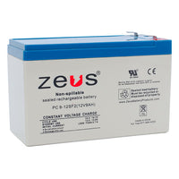 PC9-12SF1 Zeus Sealed Rechargable Battery