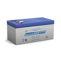 PS-1230 - POWERSONIC 12V 3.4AH SLA BATTERY