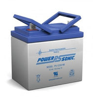 PS-12330 - POWERSONIC 12V 33AH SLA BATTERY