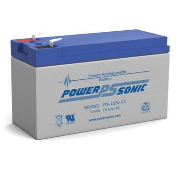 PS-1270F2 - POWERSONIC 12V 7AH SLA BATTERY