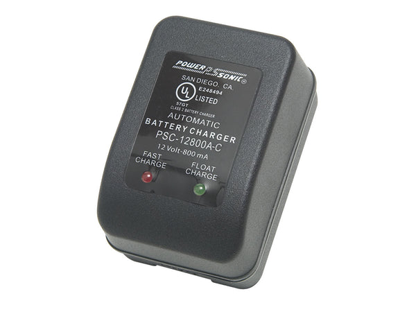 PSC-12800A-C Power Sonic Battery Charger 12V