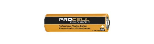 PC2400 AAA DURACELL PROCELL ALKALINE BATTERY 24 pack
