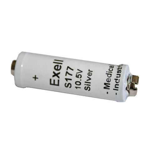 Exell S177 Silver Oxide 10.5V Battery PC177S, EN177S, TR-177