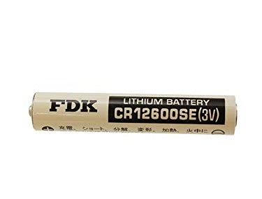 Sanyo/FDK Lithium Battery 3.0V CR2NP CR12600SE