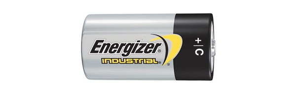 EN93 ENERGIZER C INDUSTRIAL ALKALINE BATTERY 12 pack