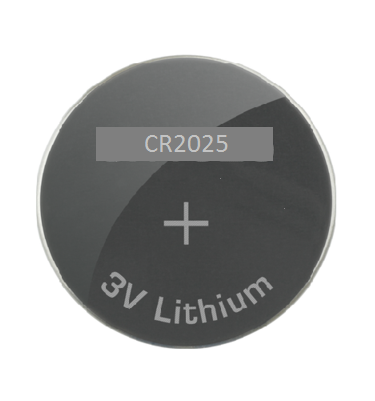 CR2025 3 Volt Lithium Coin Cell