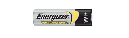 EN91 ENERGIZER AA INDUSTRIAL ALKALINE BATTERY 24 pack