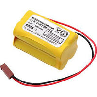 12-894 Dual Lite Replacement Battery-4.8V NiCD