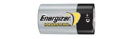 EN95 ENERGIZER D INDUSTRIAL ALKALINE BATTERY 12 pack