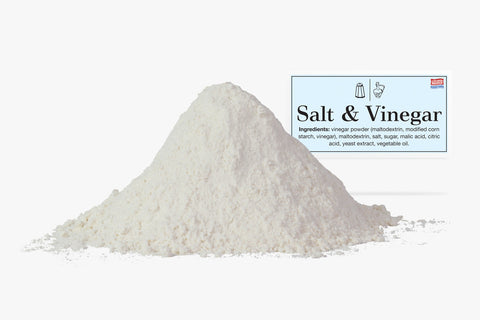 Sea Salt and Vinegar Seasoning