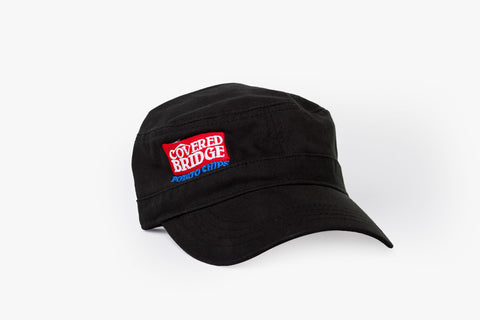 Covered Bridge Cap - Black