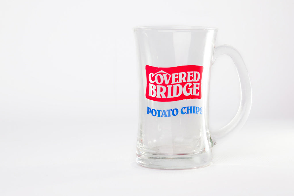 Glass Mug - Colour