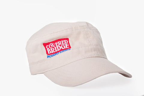 Covered Bridge Cap - Off-white