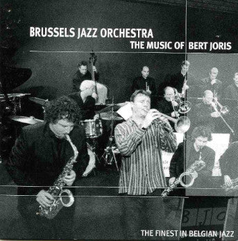 CD The Music of Bert Joris (double album)
