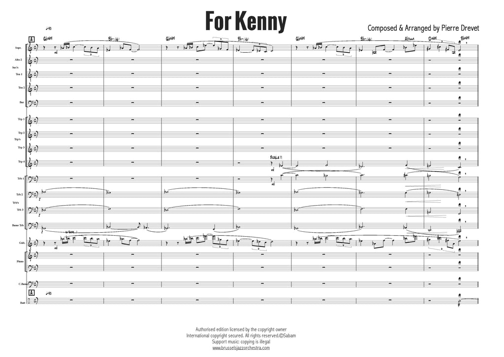For Kenny (Pierre Drevet)