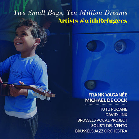 Two Small Bags, Ten Million Dreams - cd