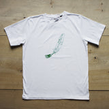 Feather-fork T-shirt