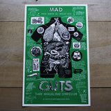 "MAD3 <br>""Guts"" Print<br>"