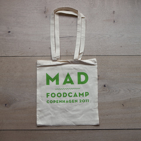 Foodcamp Totebag