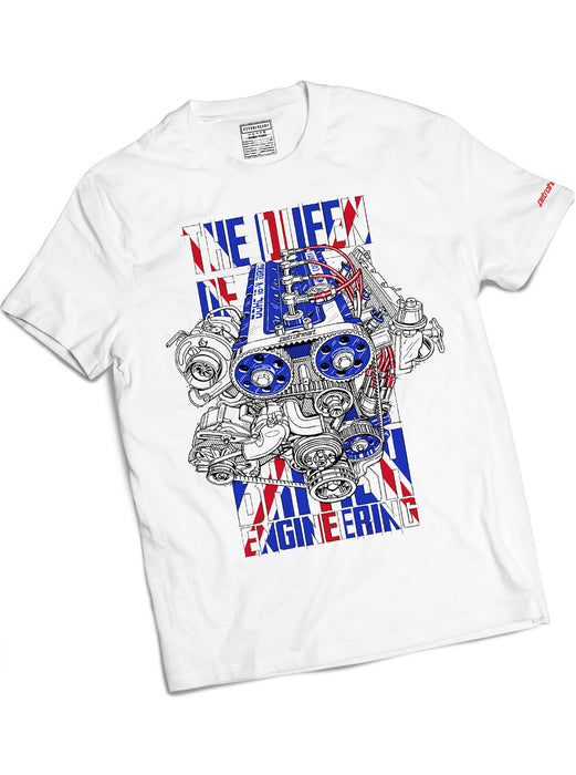 The Queen Of British Engineering T-Shirt
