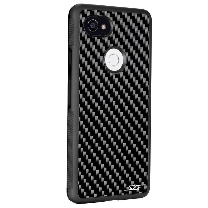 Google Pixel 2 XL Real Carbon Fibre Phone Case Classic Series