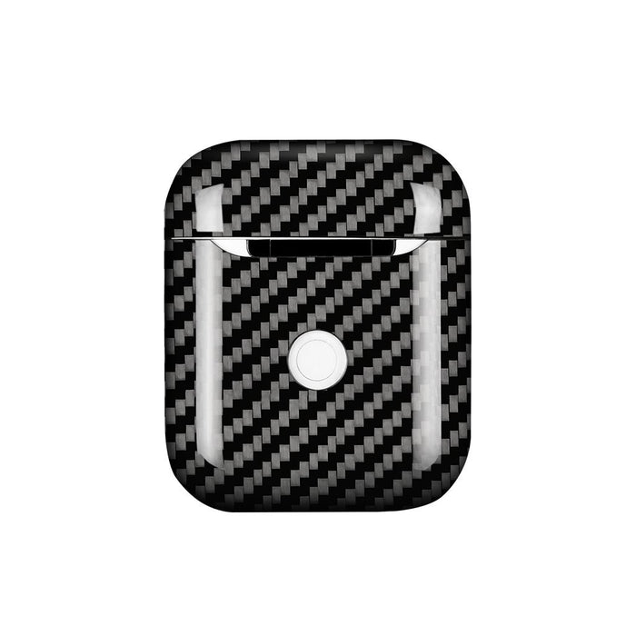 Apple AirPods Real Carbon Fibre Case (Wireless Charging Model)