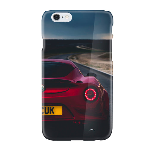 Alfa Romeo 4C Tail Lights Phone Case