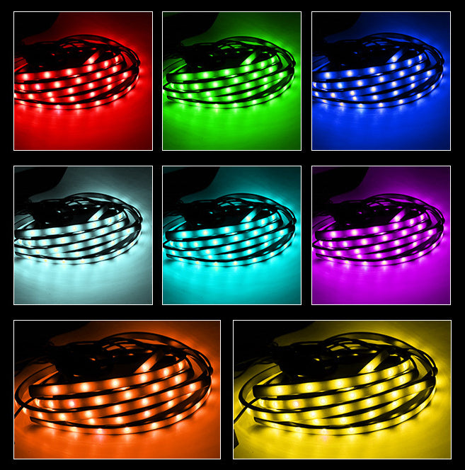 LED Flexible Underglow Kit
