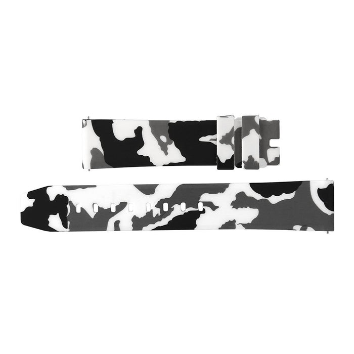 Apollo Series Strap White Camo